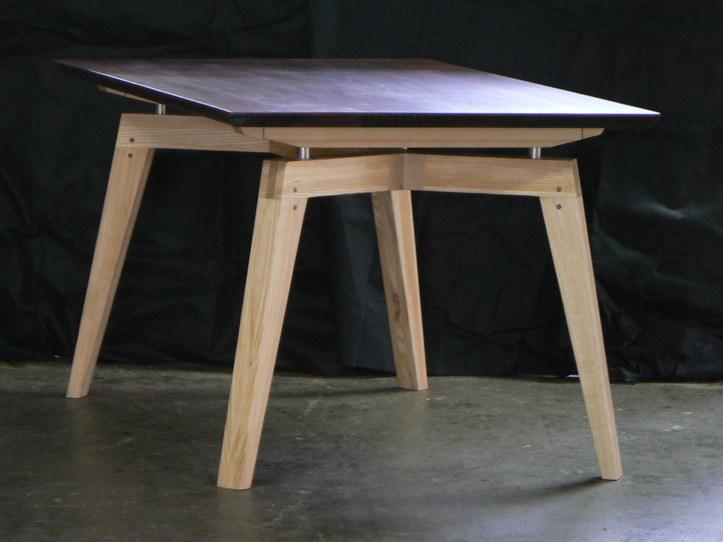 Table Chêne et Angélique